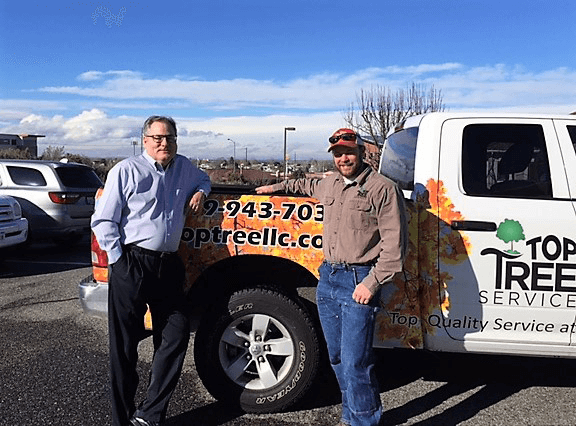 James Wade Commercial Real Estate and Ryan Hone