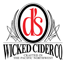D's wicked cider logo